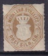 MECKLEMBOURG-STRELITZ - 3 S. Neuf - Mecklenburg-Strelitz