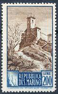 Stamp San MARINO 1949 200l Mint Lot22 - Saint-Marin
