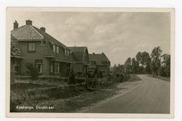 D342 - Koekange Dorpstraat - Type Fotokaart - Uitg A Van 't Zand - 1942 - Pays-Bas