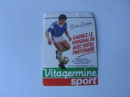 Football - Autocollant Alain Giresse - Soccer