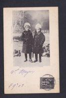 Vente Immediate Azerbaïdjan Les Deux Fils Du Consul De Bakou  (42190) - Azerbaïjan