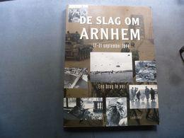 De Slag Om Arnhem  17-21 September 1944   **  Een Brug Te Ver  **  WO2 - Guerre 1939-45