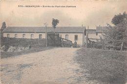 BESANCON - Entrée Du Fort Des Justices - Besancon