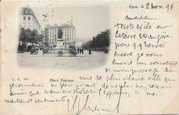 LYON Place Tolozan 1898 - Lyon