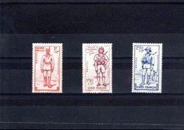 Guinée N° 169 à 171** Série De 3 Timbres Neufs** - Ongebruikt