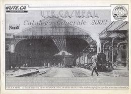 Catalogue UTE.CA MFAL 2003 AM MODELLI KITS METAL & KITS RESINA  - En Italien - Livres Et Magazines
