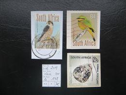 """2019  """" Vögel """"  3 Werte Auf Ausschnitt, Sauber Gestempelt   LOT 142 - Afrique Du Sud (1961-...)"""