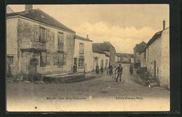 CPA Melay, Rue De La Chavanne - France