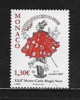 MONACO  ( MC20 - 278 )  2007  N° YVERT ET TELLIER  N° 2598   N*** - Neufs