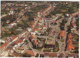 57. CREUTZWALD . VUE AERIENNE . CPSM . Editeur PIERRON - Creutzwald
