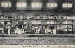 LYON Gare De Vaise.Infirmerie - Lyon