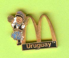 Pin's Mac Do McDonald's Uruguay - 9U26 - McDonald's