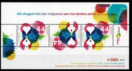 2008 Blok Weken Van De Kaart   MNH - Unused Stamps