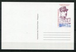 18453 St PIERRE Et MIQUELON 30-CP** 2F30 Cinquantenaire De L'Appel Du 18 Juin 1940    1990  TB/TTB - Postal Stationery