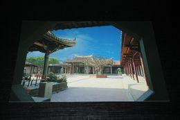 16183-                   LUNGSHAN TEMPLE AT LUKANG - Taiwan