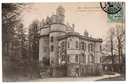 CPA 22 - COADOUT (Côtes D'Armor) - 2591. Le Château Du Bois De La Roche - France