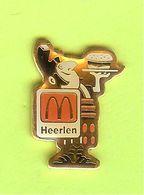Pin's Mac Do McDonald's Heerlen - 1W13 - McDonald's