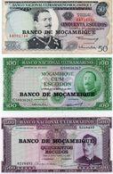 LOTTO MOZAMBIQUE  AUNC-UNC - Monedas & Billetes