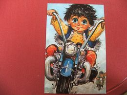 Carte Postale Poulbot Michel Thomas 9x14 Cm - Thomas
