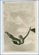 XX10214/ Olympiade 1936 Marjorie Gestring Kunstpringen Olympiasiegerin Foto AK - Olympische Spiele