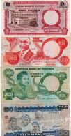 LOTTO NIGERIA-CIRC. - Monedas & Billetes