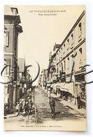 Le Touquet-Paris- Plage - Carte Animée - Rue Saint-Jean , Commerces... Edit. Dequidt - Le Touquet