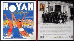 Bel Ouvrage : ROYAN Atlantique à L'affiche : Recueil De Photos, Affiches & Cartes Postales Anciennes Commentées. - Livres