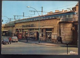 REF 505 CPSM 94 Saint St Maur Des Fossés Gare De Champigny Citroen GS Ami 6 - Vitry Sur Seine