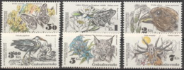 CSSR 2711/16 ** Postfrisch - Cecoslovacchia