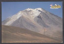 115290/ BOLIVIA, Volcán Ollagüe - Bolivia