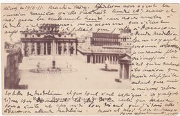 Italie : Lazio : ROME - ROMA : Basilique Et Place St Pierre - San Pietro