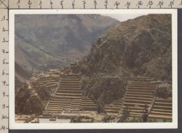115392GF/ CUSCO, Ollantaytambo - Perù