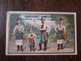 L25/276 CHROMO CHOCOLAT INIMITABLE DUROYON & RAMETTE - Duroyon & Ramette