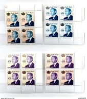 Maroc;1982;4 Blocs De 4; TP N°912 ,913-915-917,NEUFS**MNH;Morocco;Marruecos - Maroc (1956-...)