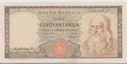 ITALY  P. 99c 50000 1972 UNC - 50000 Lire