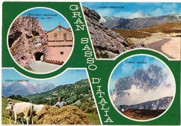 GRAN SASSO D'ITALIA - Vedute - Italy