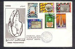 Tunisia/Tunisie 1986 - Protohistory - FDC - Excellent Quality - Tunisia
