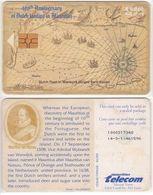 291/ Mauritius; P12. Dutch Landing On Mauritius - Maurice