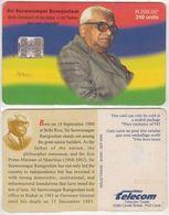 292/ Mauritius; P20. Sir Seewoogur Rangoolam - Mauritius
