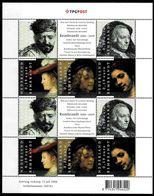 2006 Vel Rembrandt V2429-2433   MNH - Unused Stamps