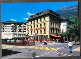 Brig Hotel Restaurant Alpina Volkshaus - VS Valais