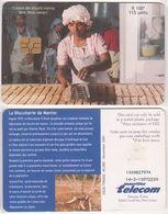 296/ Mauritius; P26. Tapioca Biscuits - Mauritius