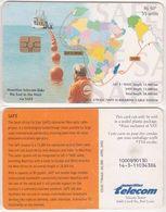 297/ Mauritius; P27. Sat 3-safe - Maurice