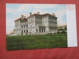The Breakers Mrs Cornelius Vanderbilts Residence Rhode Island > Newport     Ref 4171 - Newport