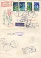 DDR 1563/65,1568 Auf Retour-R-Brief Nach Canada - [6] République Démocratique
