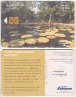 299/ Mauritius; P33. Pamplemousses Garden - Mauritius