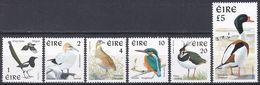 Irland Ireland Eire 1997 Tiere Animals Fauna Vögel Birds Oiseaux Aves Uccelli Elster Tölpel Kiebitz Gänse, Mi. 1016-1 ** - 1949-... República Irlandése