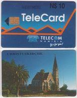 306/ Namibia; P15. Christuskirche, GPT 1 - Namibie