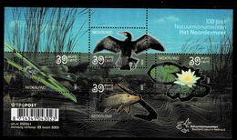 2005 Blokken 100 Jaar Natuurmonumenten 2335 En 2336   MNH - Unused Stamps