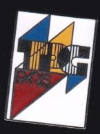 65587- Pin's-TPG PARIS Trésorerie Payeur Général .Impots.Administration. - Administrations